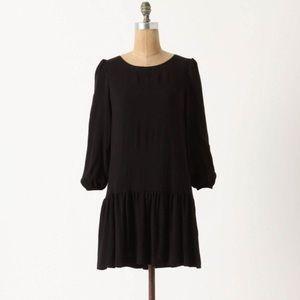 NWOT Anthropologie Drop Waist Dress 4